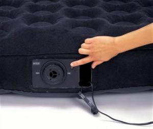 Принадлежности с надувным матрасом