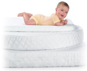 Какой матрас лучше выбрать в детскую кроватку?