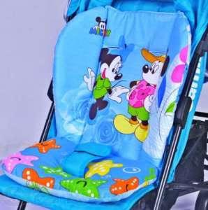 Матрас в коляске детский