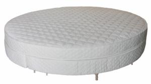 Круглый матрас для кровати