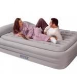 Двуспальный надувной матрас — секреты правильного выбора