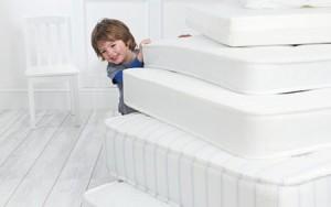 Как выбрать лучший матрас для ребенка?