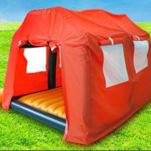 Надувной матрас в палатку