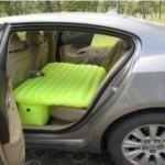Надувной матрас в машину — обзор