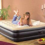 Матрас — кровать надувной — как выбрать?