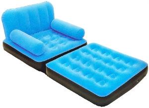 Надувное кресло - трансформер