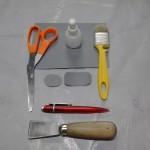 Комплект для ремонта надувных матрасов — инструкция
