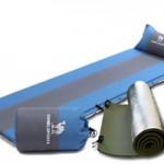 Надувной матрас для походов